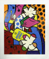 Romero Britto Absolut Britto