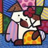 Britto Valley Dog Furry Friends Suite