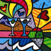 romero britto happy hour