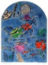 Chagall The Tribe of Reuben