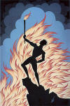 Erte the four elements suite fire