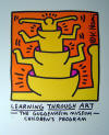 haring Learning Through Art