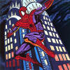steve kaufman spiderman midnight