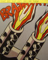 Lichtenstein As I Open Fire Triptych