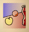 Lichtenstein Still Life with Red Jar