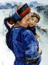 wai ming mother and child