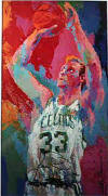 Neiman 33 For 3 Larry Bird