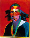 Nieto Original Acrylic on Canvas Navajo