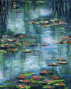 Jane Seymour Water Lily Pond