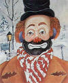 red skelton winter wonderland