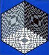 vasarely Cubic Relationship
